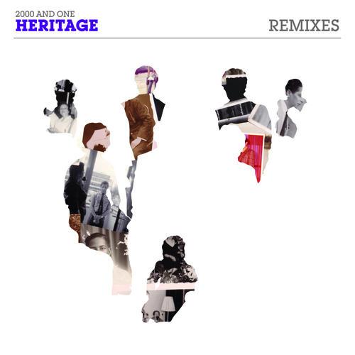 Album Art - Heritage Remixes