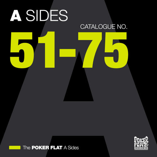Album Art - The Poker Flat A Sides - Chapter Three (The Best O)