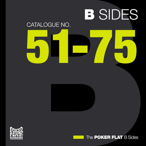 Album Art - The Poker Flat B Sides - Chapter Three (The Best Of Catalogue 51-75)