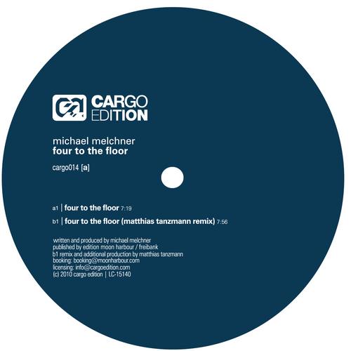 Album Art - Four To The Floor