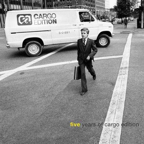 Album Art - Five Years Of Cargo Edition