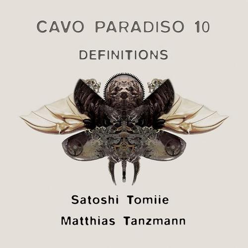 Album Art - Definitions Mixed By Satoshi Tomiie & Matthias Tanzmann
