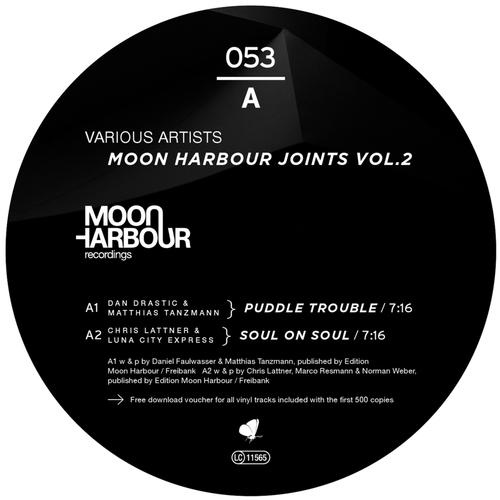 Album Art - Moon Harbour Joints Volume 2