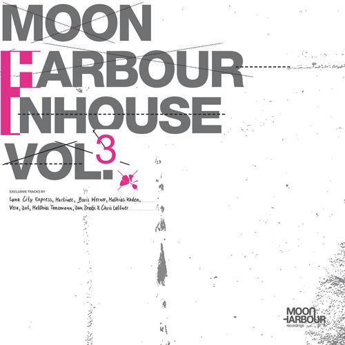 Album Art - Moon Harbour Inhouse Volume 3