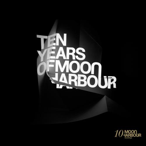 Album Art - Ten Years Of Moon Harbour