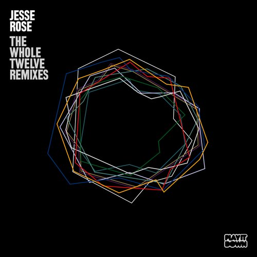 Album Art - The Whole Twelve Remixes