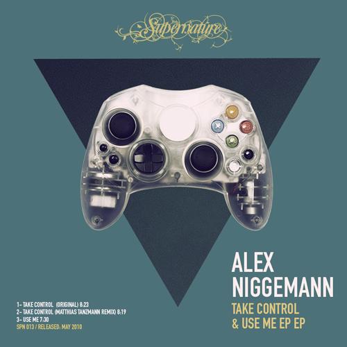 Album Art - Take Control and Use Me EP