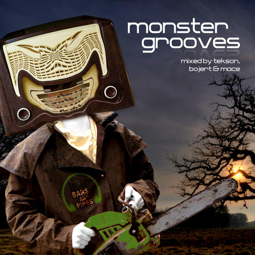 Album Art - Monster Grooves