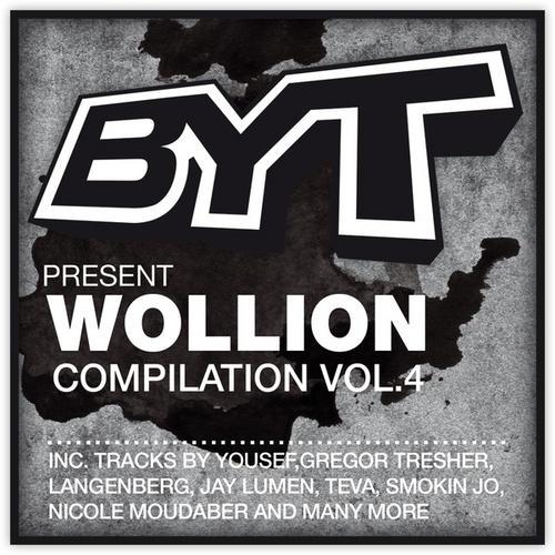 Album Art - BYT  present Wollion