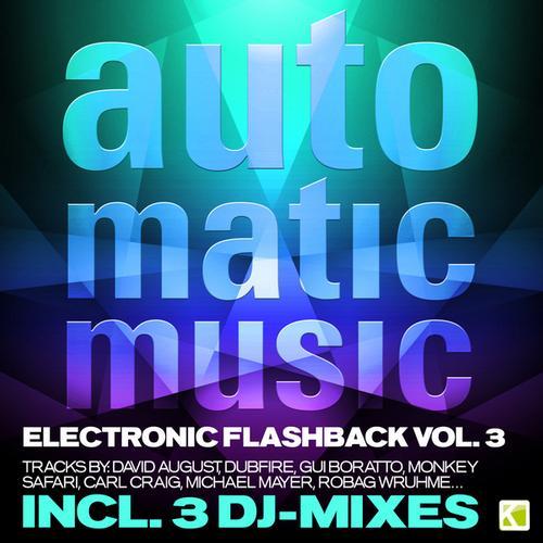 Album Art - Auto.Matic.Music - Electronic Flashback Vol. 3