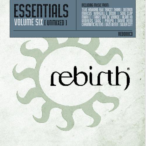 Rebirth Essentials Volume Six Album Art
