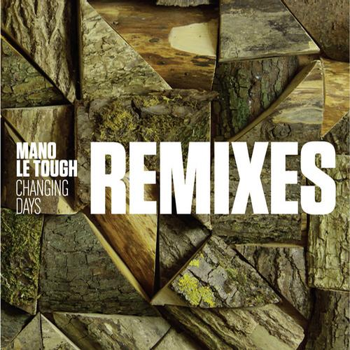 Album Art - Changing Days Remixes
