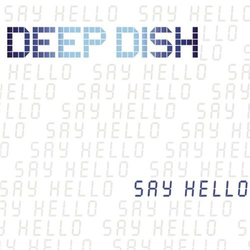 Album Art - Say Hello