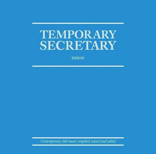 Album Art - Temporary Secretary (Mix)