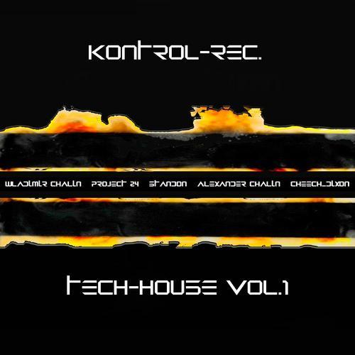 Tech-House Volume 1 Album Art