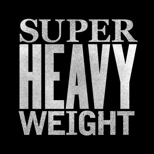 Album Art - Super Heavyweight