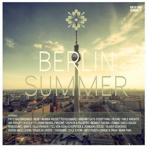 Album Art - Berlin Summer