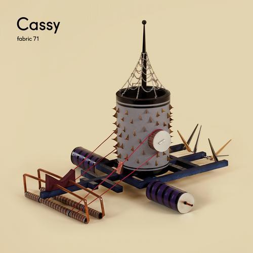 fabric 71: Cassy Album Art
