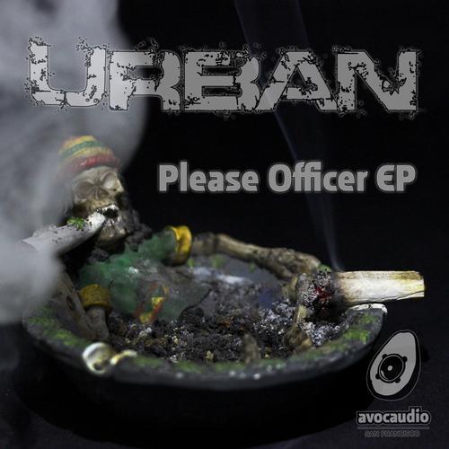 Album Art - Please Officer