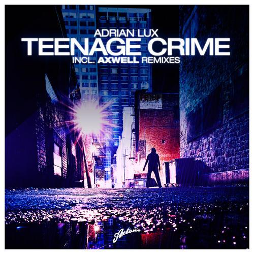 Album Art - Teenage Crime