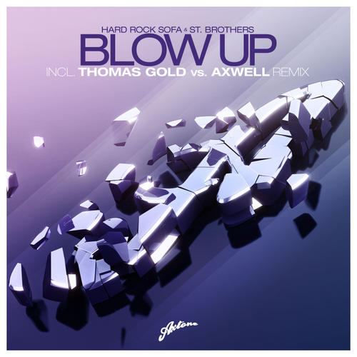 Album Art - Blow Up