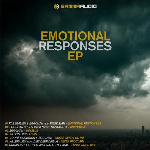 Album Art - Emotional Responses Ep