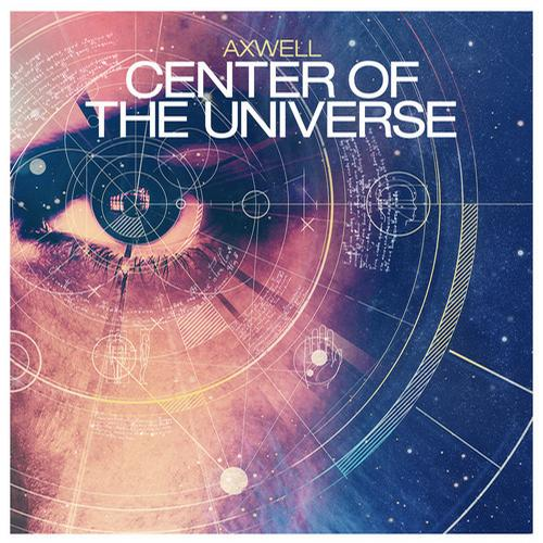 Album Art - Center of the Universe - Remixes