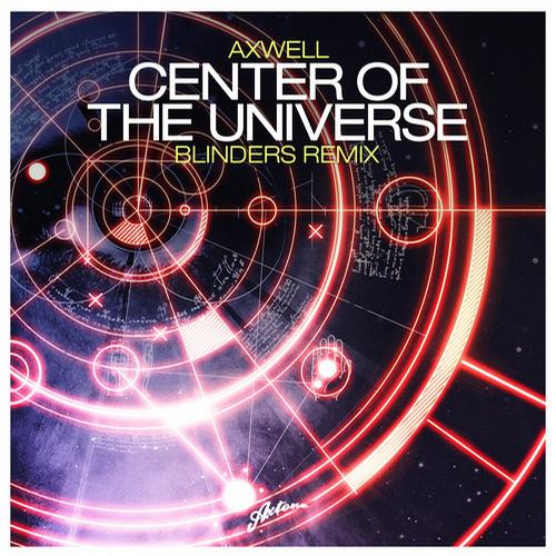 Center of the Universe - Blinders Remix Album Art