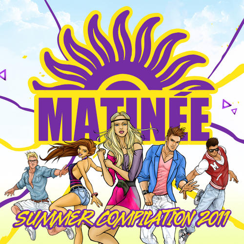 Album Art - Matinee Summer Compilation 2011
