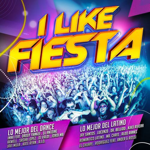 I Like Fiesta Album Art
