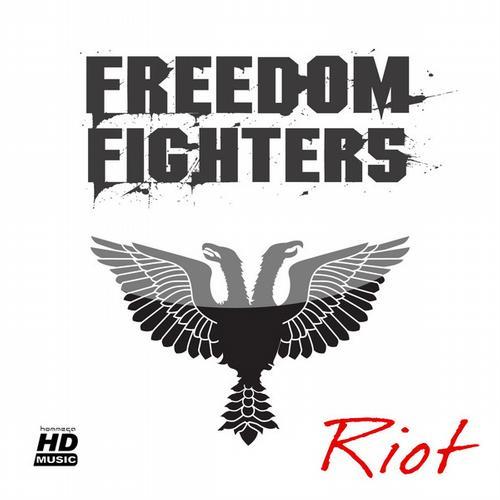 Riot EP Album Art