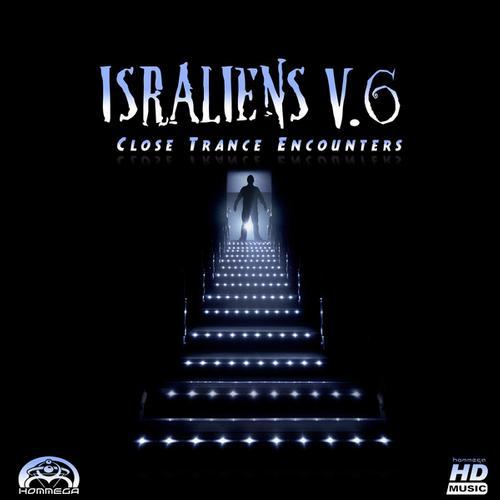 Album Art - ISRAliens 6 - Close Trance Encounters
