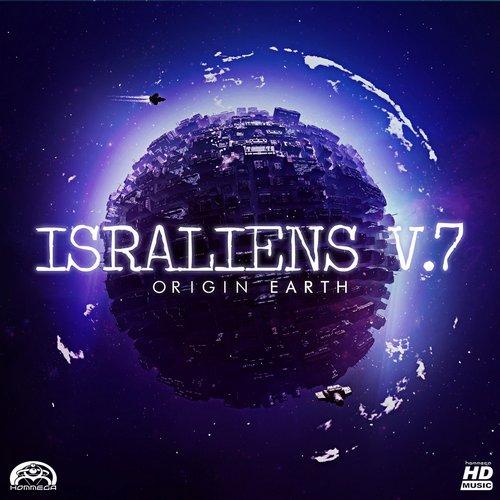 Album Art - ISRAliens, Vol. 7 - Origin Earth