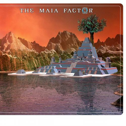 The Maia Factor Album Art
