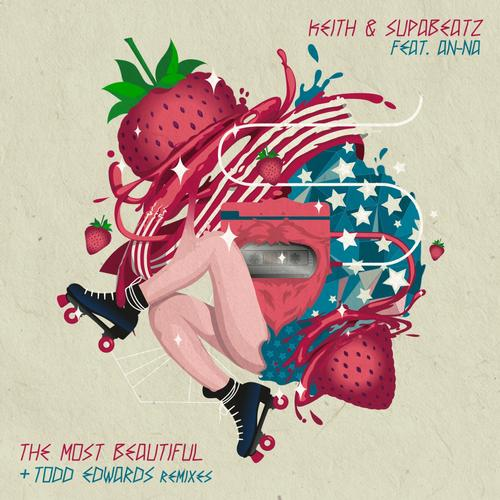 Album Art - The Most Beautiful (feat. An-Na)