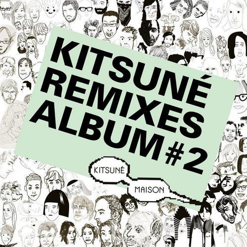 Album Art - Kitsune Remixes Album 2