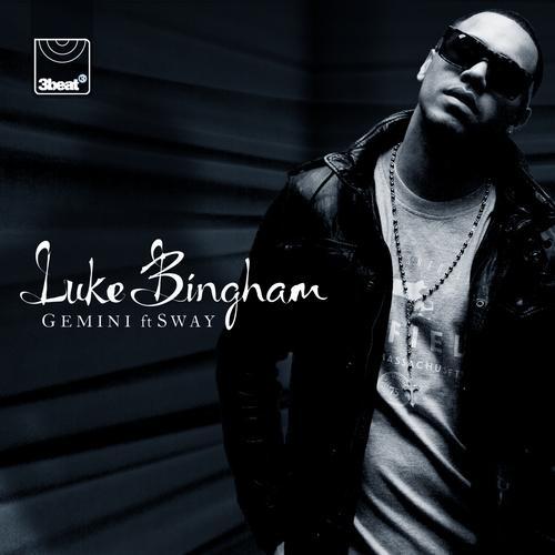 Album Art - Luke Bingham Ft Sway - Gemini
