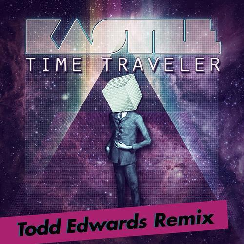 Album Art - Time Traveler (Todd Edwards Remix)