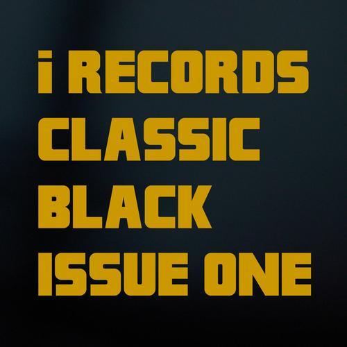 Album Art - I Records Classic Black (Issue One)