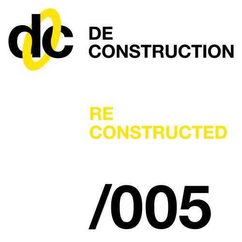 Album Art - Deconstruction Reconstructed 005