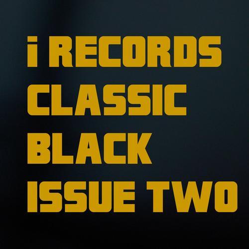 Album Art - I Records Classic Black (Issue Two)