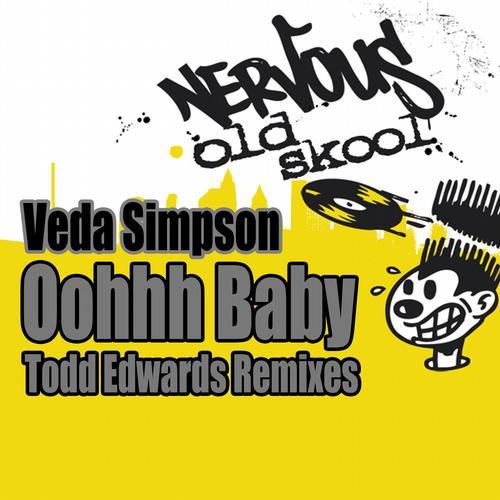Album Art - Oohhh Baby - Todd Edwards Remixes
