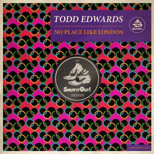 Album Art - No Place Like London EP