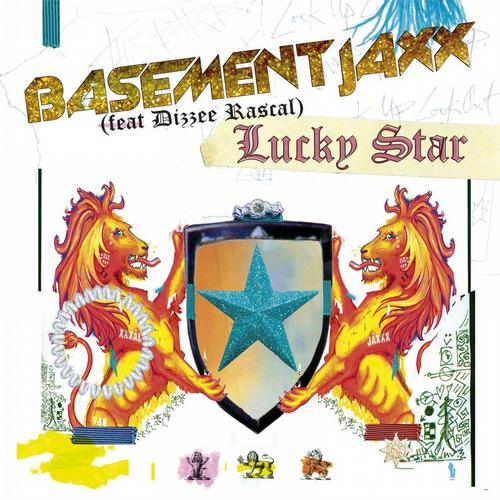 Album Art - Lucky Star (feat. Dizzee Rascal)