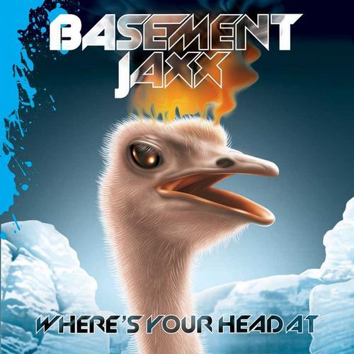 Album Art - Where's Your Head At