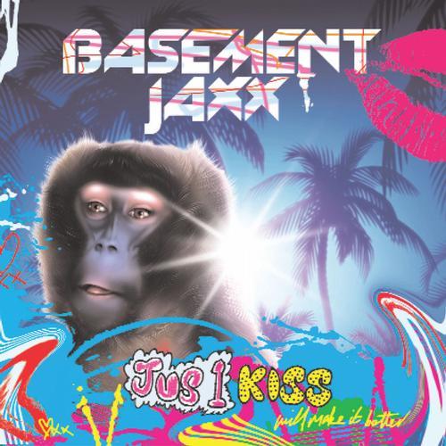 Album Art - Jus 1 Kiss