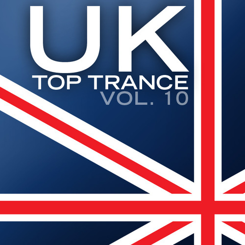 Album Art - UK Top Trance Volume 10