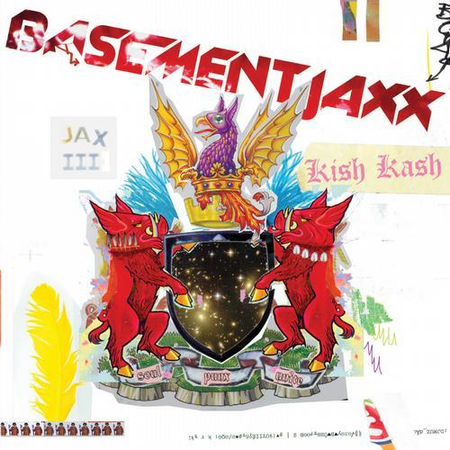 Album Art - Kish Kash