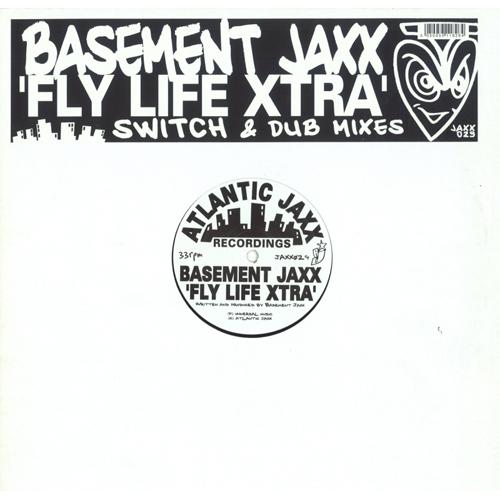 Album Art - Fly Life Xtra