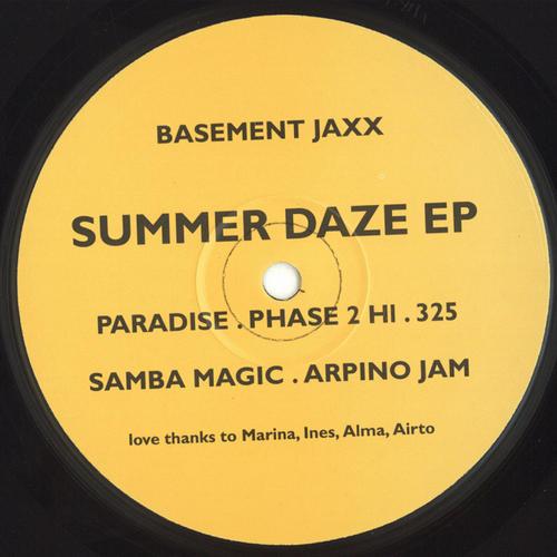 Album Art - Summer Daze EP